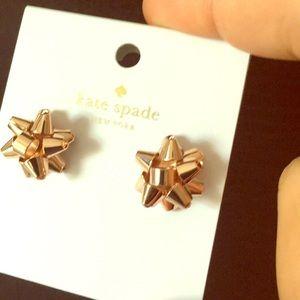 ♣️♠️NWT Kate spade earrings ♠️♣️
